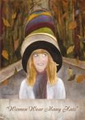 Women Wear Many Hats