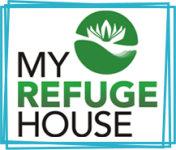 My Refuge House -logo