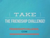 Friendship Challenge Image