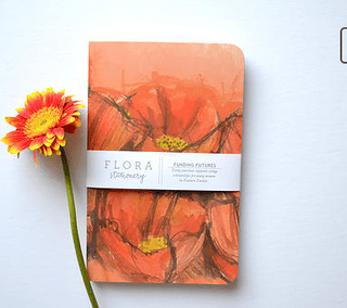The Poppy Journal that gives back | HeartStories