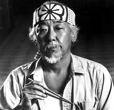 Mr. Miyagi Bonsai training | Heartstories