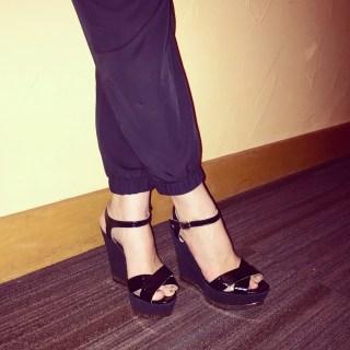 Marietta Wedge Dress Sandal Colette Sol USA   Shop by HeartStories