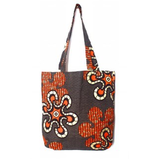 Ethical fair trade tote bag Kurandza
