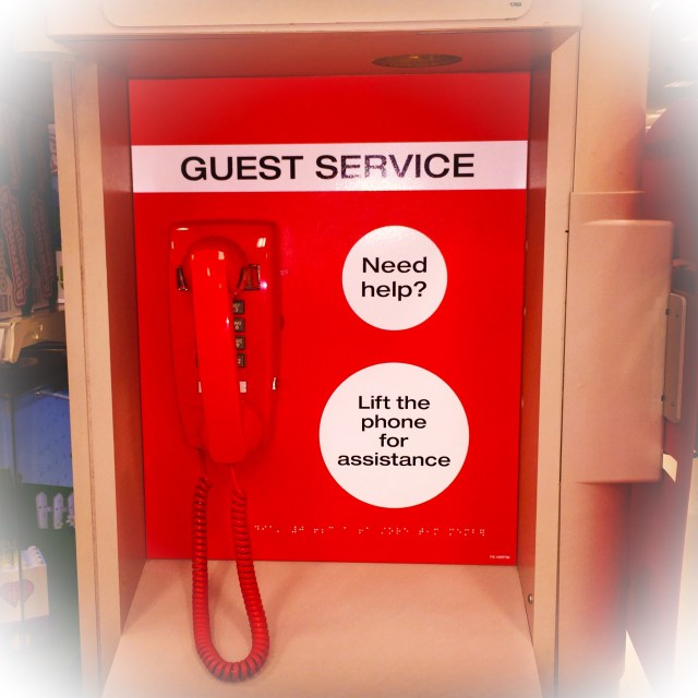 Target Red Rescue Phone | HeartStories