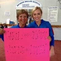 Crystal Sky Diving with Carol HeartStories