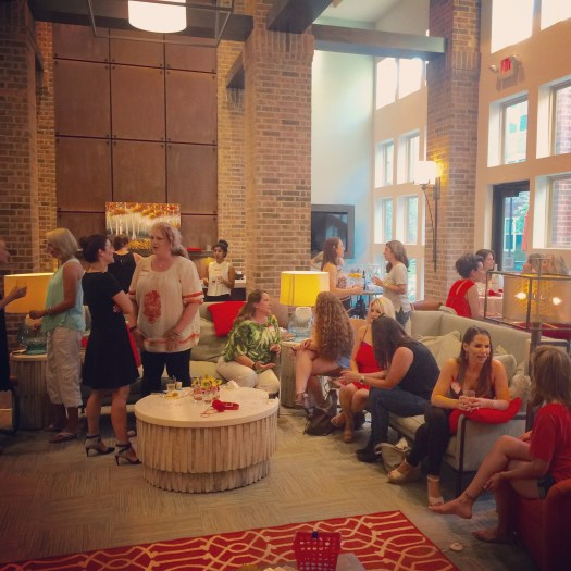 HeartStories Girl's Night Out in Frisco, TX August 4th 2016 ~ Crystal Gornto | HeartStories
