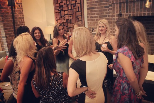 HeartStories Girl's Night Out, GNO ~ Crystal Gornto | HeartStories