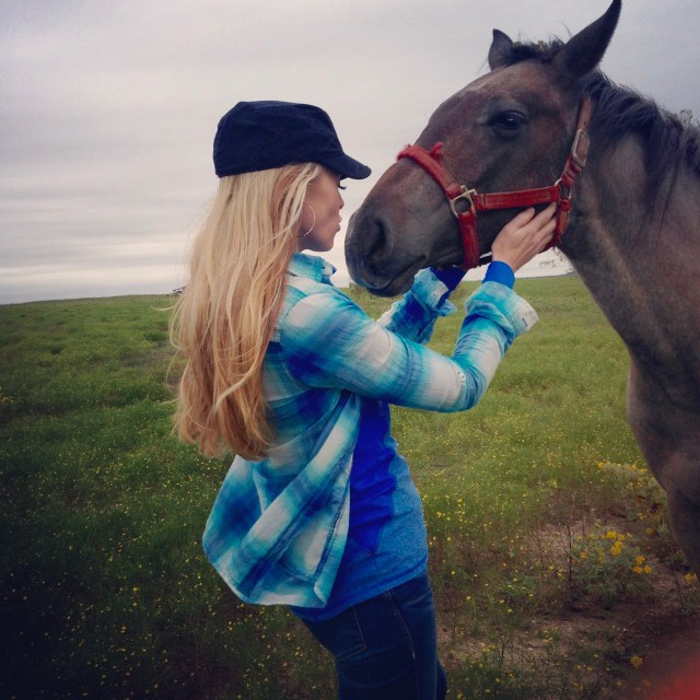 Growth & Comfort can't ride the same horse, Crystal Gornto | heartstories.com