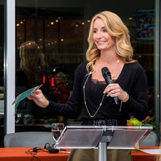 HeartStories Sponsor Laura Roach McCathern Family Law Speaking