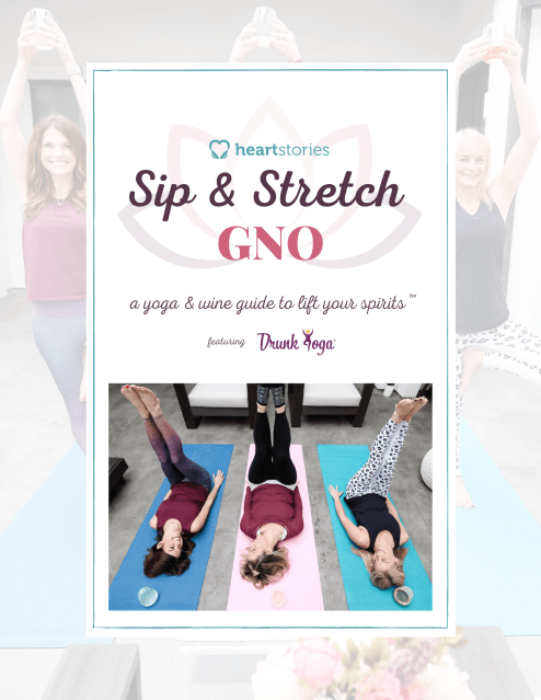 THUMBNAIL On Demand Sip & Stretch GNO Hostess Guide