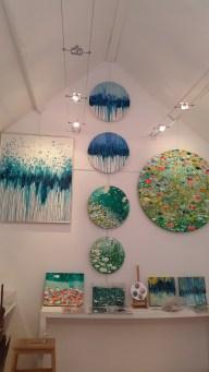 Antonio Herman Zurita's works in Galerie Blanche