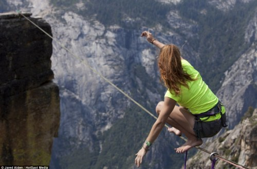 Parenting Life: Walking the Tightrope Without a Net