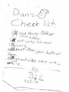 j-checklist-to-d