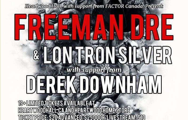Freeman Dre & Lon Tron Silver