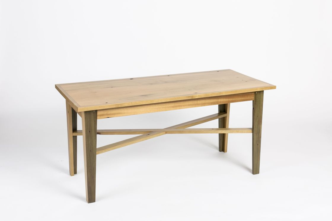 Reclaimed Poplar Coffee Table