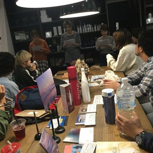 チームに分かれて3カ月ごとにやっている勉強会️今回は宮下・富井・齋藤チームの発表こんなこともやっています!
