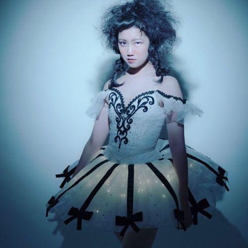 クラシックバレエとヘアの関係こちらもモデルはhimekaちゃん素晴らしい表現者でありました。#撮影#クラシックバレエ#挑戦#高崎美容室ハーティー #担当AKIKO @akikokiakikoki
