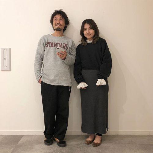 """staff snap""miyahara yoshihiro@hearty_miyaharakodaira emiri@__ememr #hearty#heartyhair#heartystaff#snap"