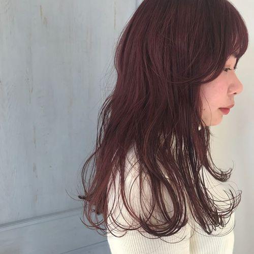 hair ... TOMMY ︎ジューシーなpink 初カラーのお客様♡ブリーチからのダブルカラーで、黒髪からここまで雰囲気変わります!♡@hearty_tommy #tommy_hair #hearty#ハーティー #abond#hearty abond#高崎#高崎美容室