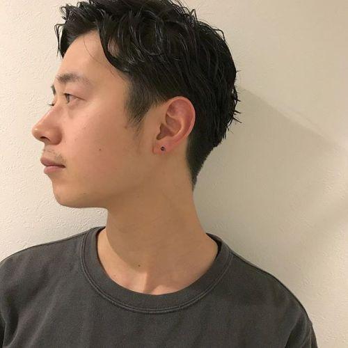 メンズパーマ担当:杉田#パーマ #メンズ #メンズヘア #高崎 #高崎美容室