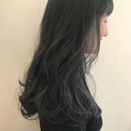 担当シオリ @shiori_tomii 王道なグレージュcolor轢煉#hearty#shiori_hair #グレージュ#高崎美容室