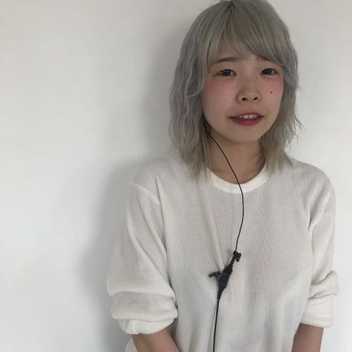 新入社員紹介!都筑有里紗(つづきありさ)です!背は小さいですが、迫力のあるシャンプーをしますのでよろしくお願いします!! 努力家の都筑さんをよろしくお願いします♡#abond#hearty#高崎美容室#新入社員
