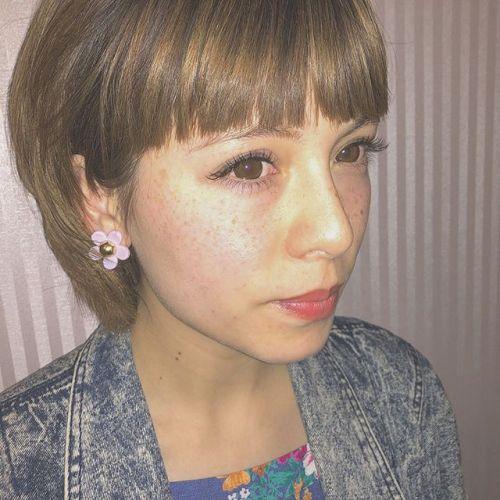 ....arisa san eyelash ︎いつもありがとうございます^^.目尻はカールの弱いまつげを付けています♪.( @__ememr ).#HEARTY #eyelash