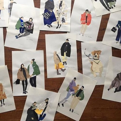 HEARTY gallery6月1日〜7月7日 chai「まち vol.1」貼り絵で描くはたらくひとびと、行き交うひとびとひと月かけて、HEARTYの壁に小さな街をつくりますportrait workshop6/2 10:00-18:00お越しいただいたお客さまを貼り絵で描きます。描いたポートレートは期間中HARTYの壁面に展示します。※展示期間終了後7/8以降のお渡しとなりますchai/ちぎらまりこ《貼り絵作家》前橋在住。ありとあらゆる紙で絵を描いていますchigiramariko.comみんなの切り絵で作品が完成します!家族の、恋人のもちろん個人のお洒落な切り絵アートを体験し、chai の創り出す街の住人になりませんか?6月2日土曜日10時〜18時HEARTYにて。その日に作れない作品は、写真を撮らせていただき、徐々にHEARTYgalleryに飾られていきます!順次、InstagramやFacebook、HEARTYブログなどで更新していきますので、是非どんどん変わっていく「まち」を見に来てくださいね!