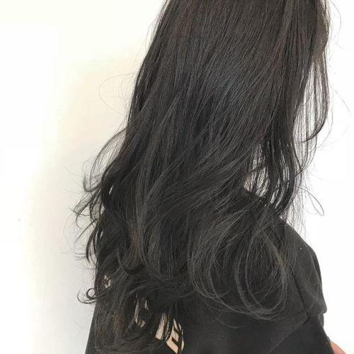 担当シオリ @shiori_tomii グレージュグラデーション#hearty#shiori_hair #グラデーション#グレージュ#アッシュグレー #高崎美容室