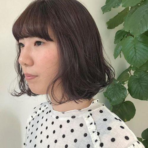担当シオリ @shiori_tomii pink brown#hearty #shiori_hair #ピンクブラウン#高崎美容室#高崎