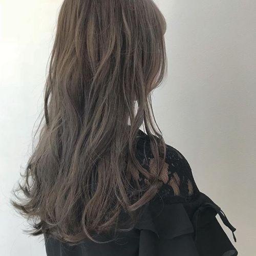 担当シオリ @shiori_tomii アッシュベージュ#hearty#shiori_hair #アッシュベージュ#ハイトーン#高崎美容室#高崎