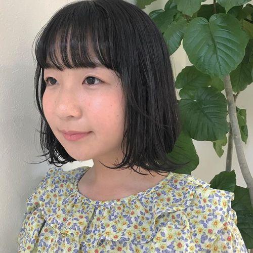 担当シオリ @shiori_tomii 高校生cutは¥3500+taxですぜひお待ちしてます!#hearty#shiori_hair #高校生#高崎美容室#高崎