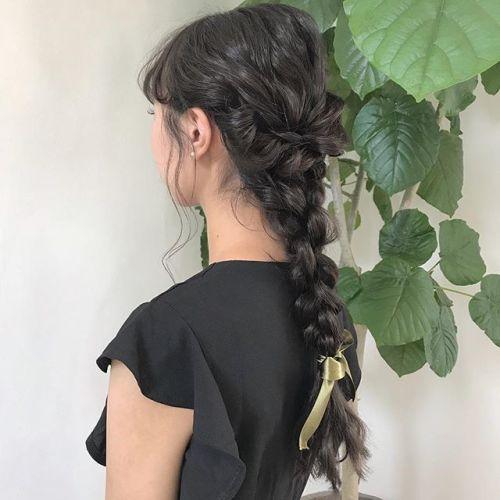 担当シオリ @shiori_tomii hair set#hearty#shiori_hair #hairset#ヘアセット#高崎美容室#高崎