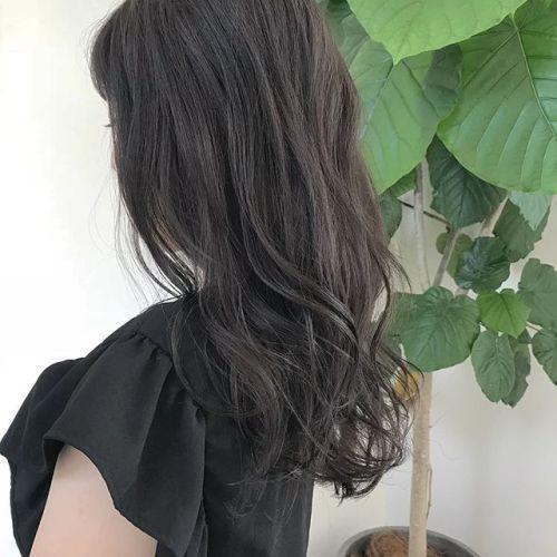 担当シオリ @shiori_tomii ラベンダーグレージュ#hearty#shiori_hair #ラベンダーグレージュ#ラベンダー#グレージュ#ハイトーン#外国人風#高崎美容室#高崎