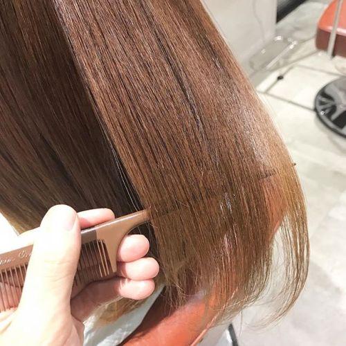 ロイヤルトリートメント・・本日も艶髪文化を広めております!!・・縮毛矯正はしたくないけど、まとまりを良くしたい、クセを弱めたい、艶を出したい!そんな方には特にオススメです・・#hearty#abond#高崎#高崎美容室#美容室#ケラチントリートメント#ロイヤルトリートメント