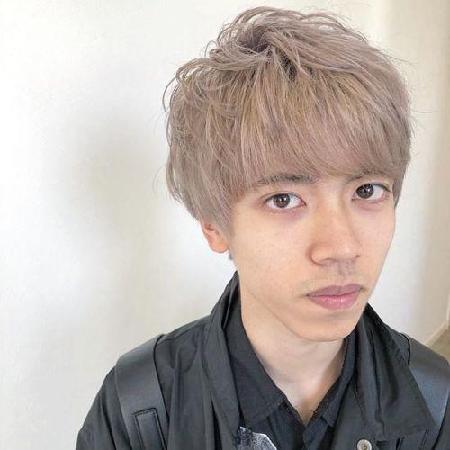 stylist:塚越ハイトーン+マッシ︎最高の組み合わせ!#hearty #高崎 #美容室 #ハイトーン #ブリーチ@abond_tsukagoshi