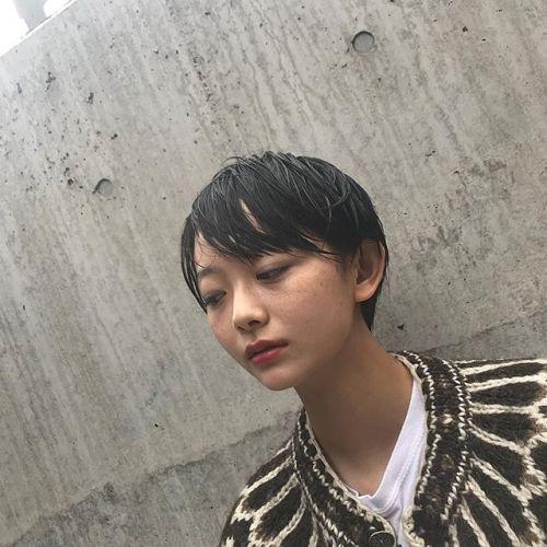 autumn ○スタイリング剤・yay youth oil・水・少しの雨@shun09250#hair#mash#autumn#goody#スーパー中学生