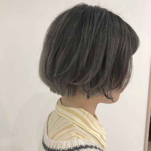担当シオリ @shiori_tomii グレージュグラデーション#hearty#shiori_hair #グレージュ#グラデーション#ヘアスタイル#ヘアカラー#高崎美容室#群馬美容室#高崎#群馬