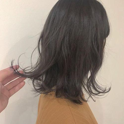 担当シオリ @shiori_tomii 明るさを残した王道ベージュ♀️#hearty#shiori_hair #ベージュ#透明感カラー#グレージュ#アッシュベージュ#高崎美容室#群馬美容室#高崎#群馬