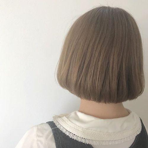 mini bob・360℃どこから見ても頭の形がよく見えるように︎︎@shun09250・#hearty#abond#高崎美容室#美容室#高崎#bob#ボブ#ボブヘア#ミニボブ#ミニマムボブ