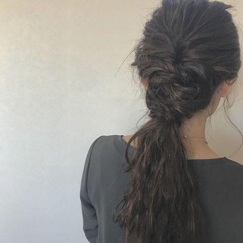 結婚式ヘアセット・・成人式のヘアセットや着付けの御予約も受付中ですのでご相談下さい@shun09250・・#三つ編み#編み込み#編みおろし#ヘアセット#ヘアアレンジ#簡単アレンジ#ヘアアレンジ#アレンジヘア#くるりんぱ#くるりんぱアレンジ#ポニーテールアレンジ#hair arrange#hairset#haircolor