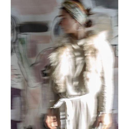 撮影の合間のお遊び!なりきりモデル♩ #HEARTY #abond #艶髪文化 #2019 #高崎 #美容室 #撮影 #AKIKO