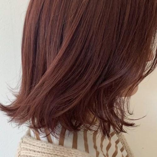 担当シオリ @shiori_tomii ピンクラベンダーcolorベースが明るければブリーチなしでもいけます!春らしくてかわいいです#hearty#shiori_hair #春カラー#ピンクラベンダー#ピンクカラー#ラベンダーカラー #切りっぱなしボブ#高崎美容室#群馬美容室#高崎#群馬