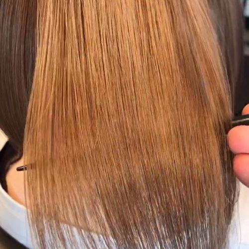 トリートメントスペシャルコース☘️髪の中に蓄積されている不純物を取り除き、補修成分をたっぷりと注入️子供の髪のような柔らかい本当のツヤ髪にします今までのトリートメントで満足できなかった方是非一度お試しあれ.................................................................................新トリートメント導入の為、通常¥10,800のスペシャルトリートメントを6月中は半額の¥5,400で施術いたします♀️※ネット予約の場合はメニューで「お試しトリートメント」を選択してください🤳お電話でご予約の際は「お試しトリートメント希望です」とお伝えください☘️#高崎 #高崎美容室#群馬#ツヤ#艶#hearty#abond