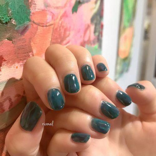 4色重ねたもやっとネイルღ#riconail #HEARTY #abond #nail #nails #gelnail #gelnails #nailart #instanails #nailstagram #beauty #fashion #nuancenail #ネイル #ジェルネイル #ネイルケア #ニュアンスネイル #個性派ネイル @riconail123