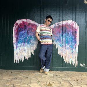 ノースショアの有名な羽