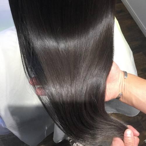 スペシャルトリートメント子供の髪のように柔らかいサラサラ・ツヤツヤな髪になりませんか?🏻♀️#高崎美容室 #美髪チャージ#トリートメント#艶髪#艶髪文化#hearty#abond