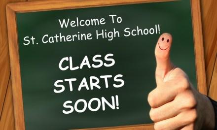 Class Starts Soon In SCHS!