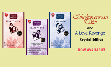 Shakespearean Tales And A Love Revenge Trilogy's Reprint Edition