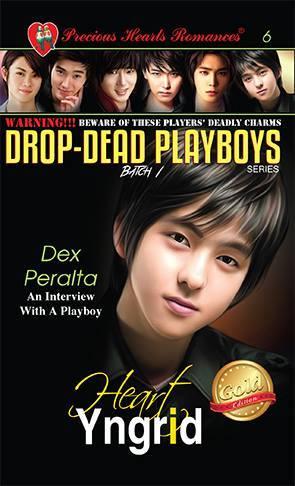 Batch 1- Book 6: Dex Peralta (An Interview With A Playboy)